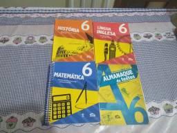 Vendo livros do adventista 6°