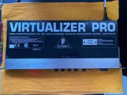 Processador de Efeitos Behringer DSP2024P