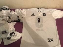 Jogo de camisa do Rio Branco ES