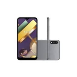 Smartphone LG K22+ 64GB Titan 4G Quad-Core 3GB ram - Lacrado