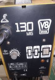Máquina de Solda MIG Sem gás