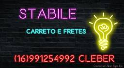 CARRETO E FRETES