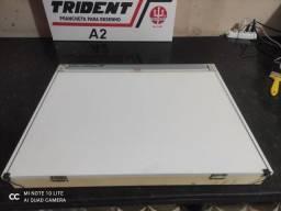 Prancheta profissional de desenho A2 original Trident