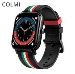 Smartwatch P12 + fone Bluetooth (y30)