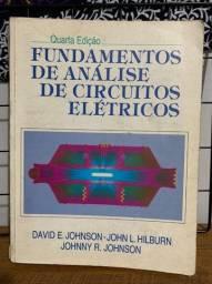 Fundamentos de Analise de Circuitos Elétricos- David E. Johnson