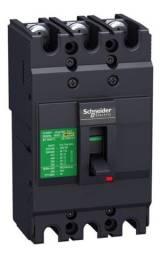 Disjuntor Caixa Moldada Schneider 125a Ezc250n