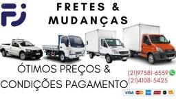 Mudanças e Fretes-Copacabana, Ipanema, Leme Lagoa, Toda Zona Sul