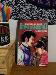 Dom Casmurro em quadrinhos- Machado de Assis (livro)