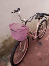 Bicicleta aro 23 semi-nova