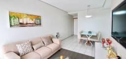 Apartamento no Noivos 3 quartos| Mobiliado| Projetado| Piscina(TR55717)H&T