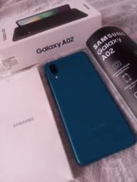 A02 com seguro de 1 ano! Samsung, ou troco por A32, negocio