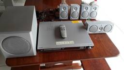 Home Theater System- MX2600 DVD.