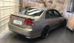 Honda Civic LX 2004 Turbo Legalizado JDM Mugen