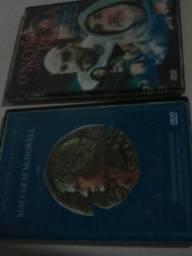 DVDs usados.