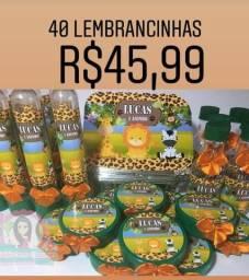40 lembrancinhas R$45,99