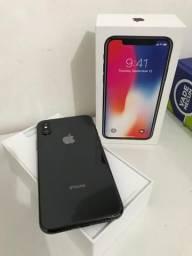IPhone X 64GB Preto, com 8 Meses de Garantia Apple