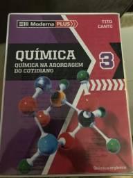 Química na abordagem do cotidiano Vol.3