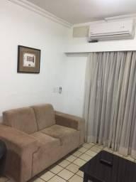 Flat Adrianópolis, 40m2, bem localizado, climatizado e pronto p morar