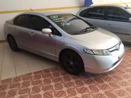 Civic LXS flex automático lacrado sem detalhes - 2007