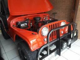 Jeep Willys 6cc 4 marchas, usado comprar usado  São Paulo