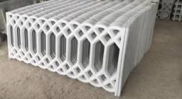 Grades de concreto Direto da Fábrica
