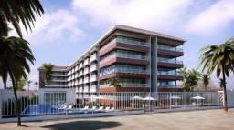 Apartamento com 2 dormitórios à venda, 57 m² por R$ 431.600,00 - Porto das Dunas - Aquiraz