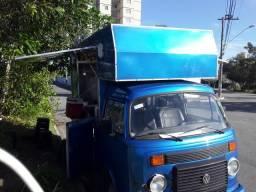 Kombi food truck - 2008