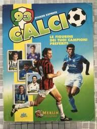Álbum de figurinha campeonato italiano 94
