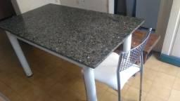 Mesa usada mármore