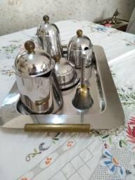Conjunto para Chá e Café