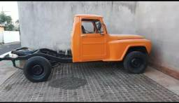 Ford F-75 F75 willys. Pick up. Vendo ou troco