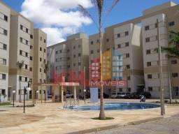 Alugo apartamento no Residencial Celina Guimarães - KM IMÓVEIS