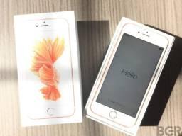 Iphone 6S 64gb Silver semi novo