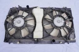Kit radiador honda city, fit 2009 a 2014 ate 03 x sem juros