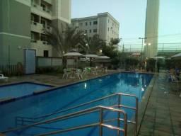 Apartamento com 2 dormitórios para alugar, 43 m² por R$ 800/mês - Emaús - Parnamirim/RN
