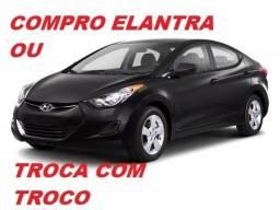 Hyundai Elantra Pago à Vista ou Troca C/ Troco!