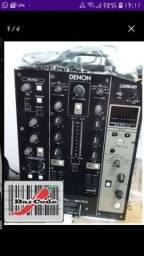 mixer denon DN X600 Com placa midi traktor pro troco por PC GAMER