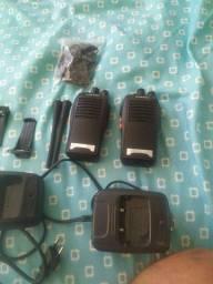 Rádio comunicador de longo alcance