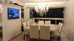 Apartamento com 3 dormitórios à venda, 108 m² por R$ 440.000,00 - Patrimônio - Uberlândia/