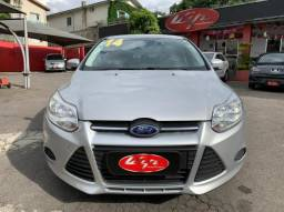 Ford Focus Sedan  S PowerShift 1.6 16V TiVCT FLEX