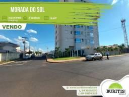 Apartamento para alugar com 3 dormitórios em Setor morada do sol, Rio verde cod:2191