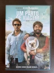 Título do anúncio: DVD Um parto de viagem