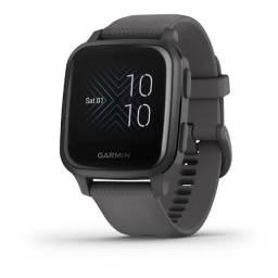 Relógio Smartwatch Garmin Venu SQ - Cinza