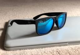 Óculos Rayban Justin Azul