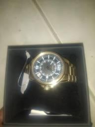 Vendo relógio Orient menos de uma semana de uso