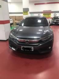 Honda civic touring 1.5 ano 18/18 - 2018