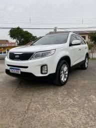 Sorento Ex3 - V6 4WD / MAIS TOP DA CATEGORIA - 2015