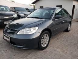 CIVIC 2004/2004 1.7 LXL 16V GASOLINA 4P AUTOMÁTICO - 2004