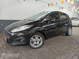 Ford New Fiesta Hatch SE 1.6 Flex PowerShift Completo Automático (Financia 100%) - 2015