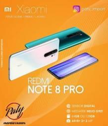 Note 8 PRO 64GB Versão global Pronta Entrega - Paty Importados